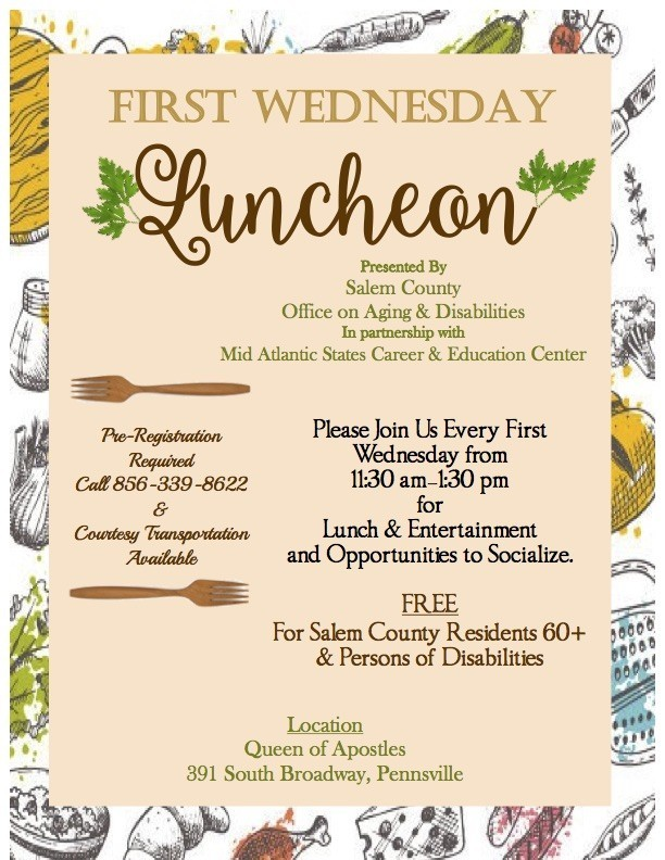 1st wednesday luncheon4 - First Wednesday Luncheon