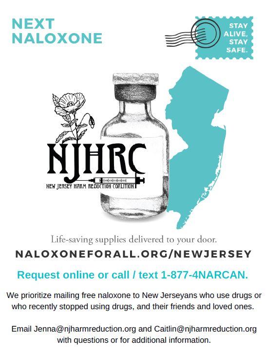 Narcan Kit 2 flyer - Coronavirus Disease 2019 (COVID-19)