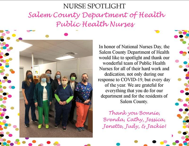 Nurse Spotlight flier